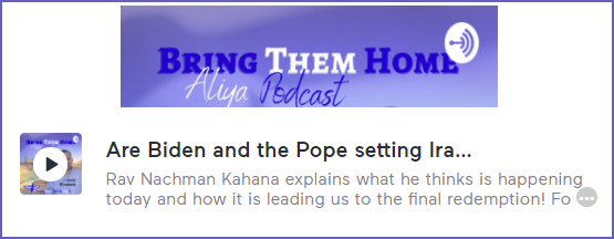 Podcast: Are Biden and the Pope setting Iran up…