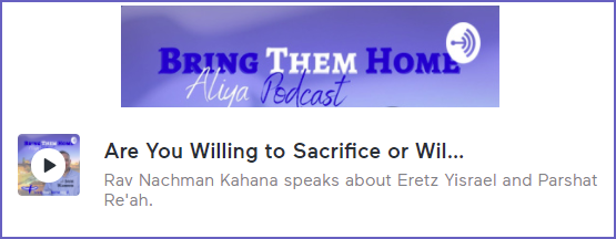 Podcast: Are you Willing to Sacrifice?