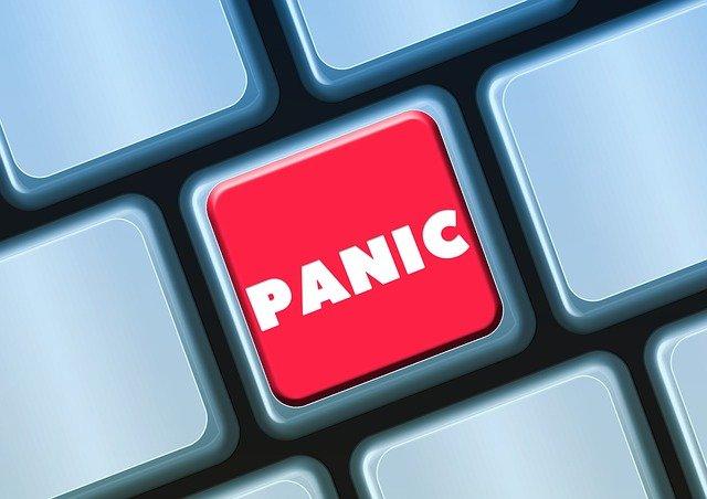Panic-Anxiety-Fear
